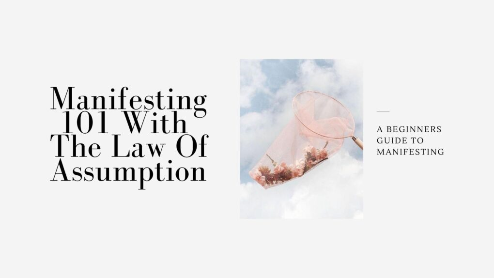 Manifesting 101 With The Law Of Assumption